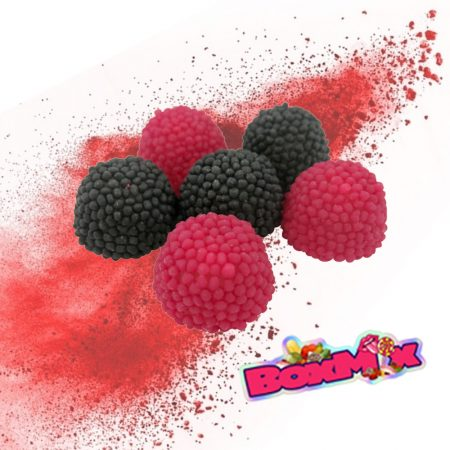 Red and Black Berries - boxmix.co.uk
