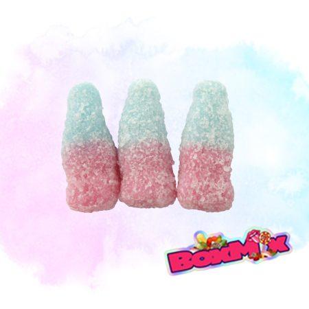 Fizzy Bubblegum Bottles - Boxmix.co.uk
