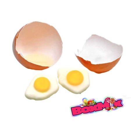 Fried Eggs pick n mix - boxmix.co.uk