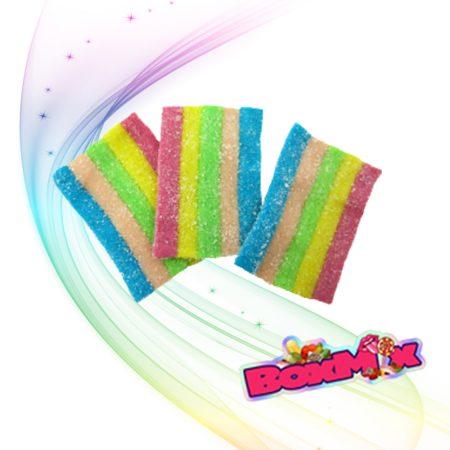 Fizzy Rainbow Belt Bites Boxmix.co.uk