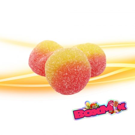 fizzy peaches - boxmix.co.uk