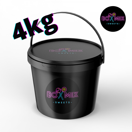 4kg Mix Your Own Bucket - Boxmix.co.uk
