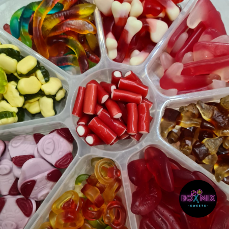 Gummy Sweet Platter - Boxmix.co.uk