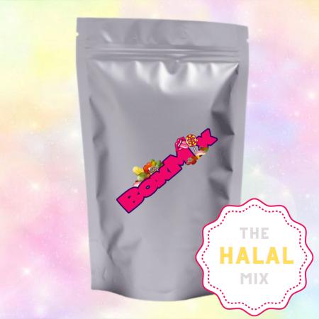 Halal pick n mix from boxmix.co.uk
