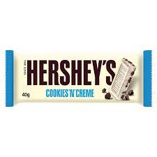 Hersheys Cookies and Cream - Boxmix.co.uk