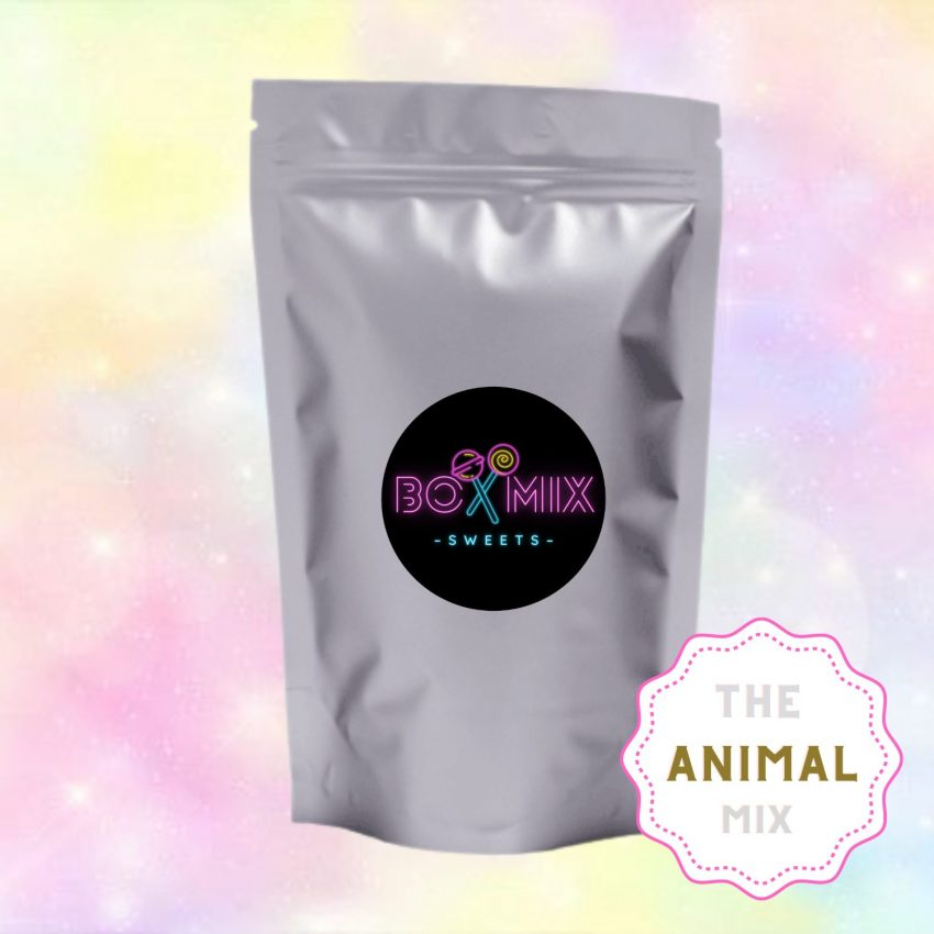 The Animal Mix - Boxmix.co.uk