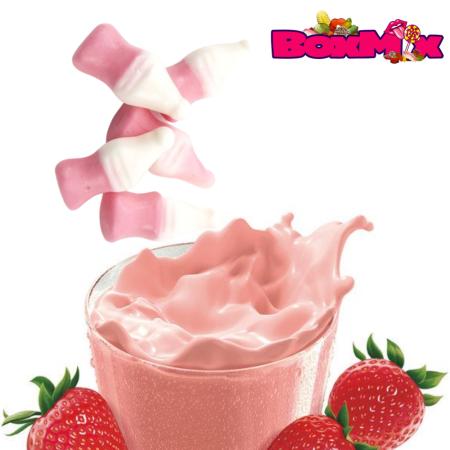 strawberry milkshakes