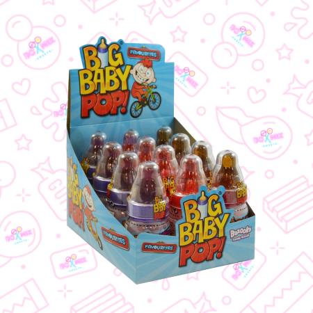 Big Baby Pop Sherbert - boxmix.co.uk