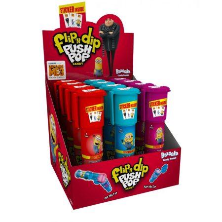 Flip n Dip Push Pop - boxmix.co.uk