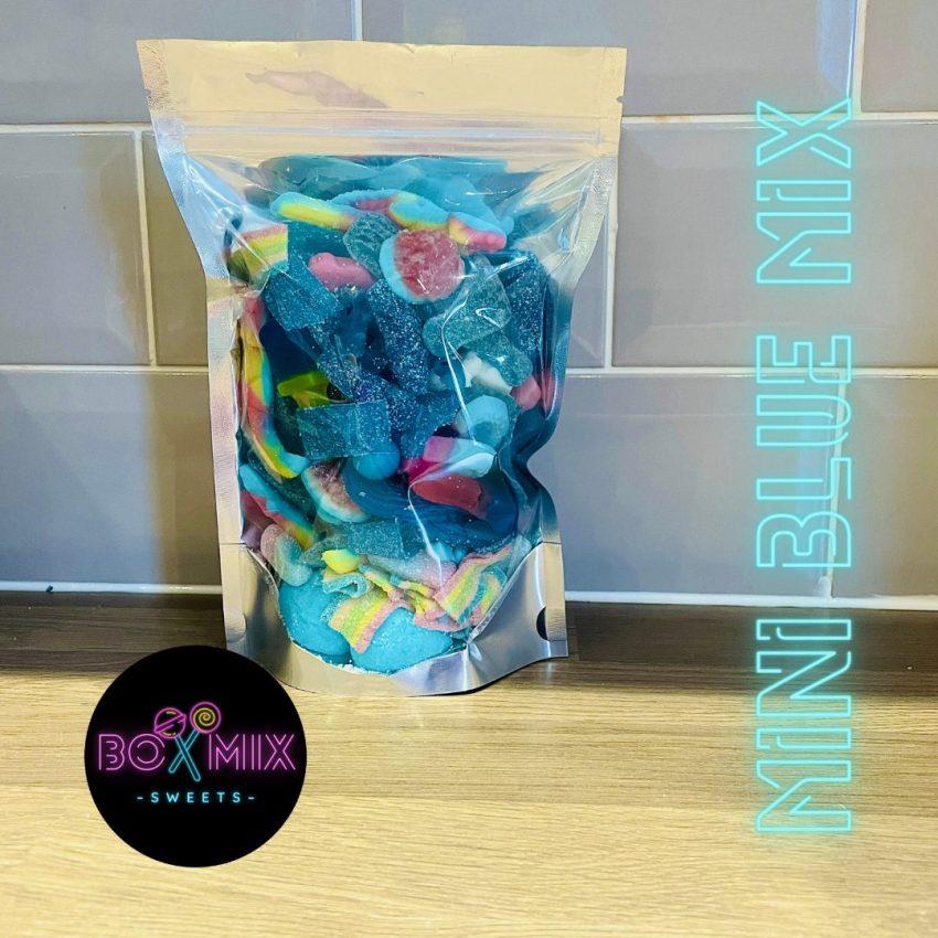 Mini Blue Mix 500g - Boxmix.co.uk
