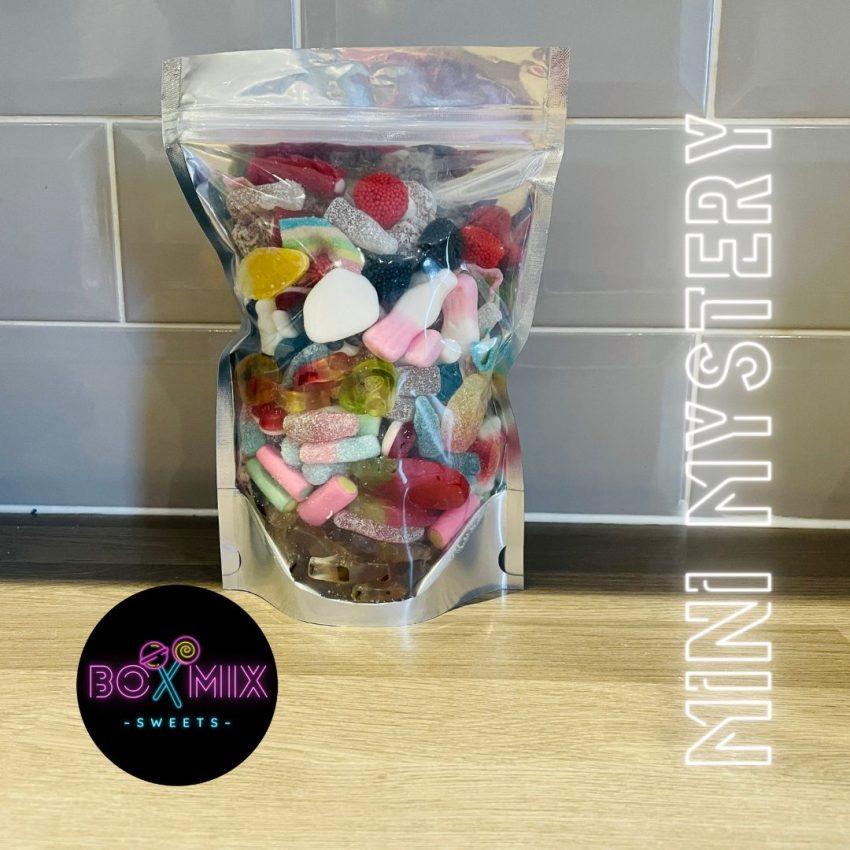 Mini Mystery Mix 500g - Boxmix.co.uk