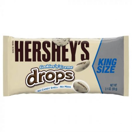 Hersheys Cookies n Cream Drops - Boxmix.co.uk