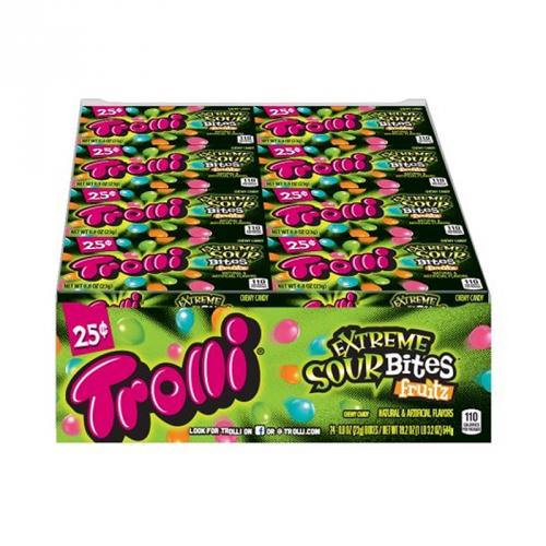 trolli extreme sour - boxmix.co.uk