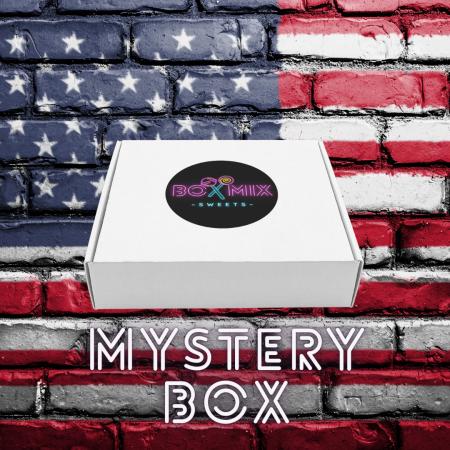 American Mystery Box - boxmix.co.uk