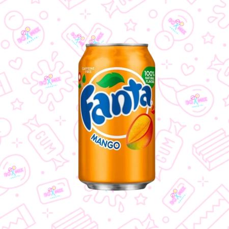 Fanta Mango - boxmix.co.uk