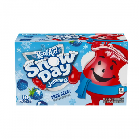 Kool Aid Snow Day Jammers - Boxmix.co.uk