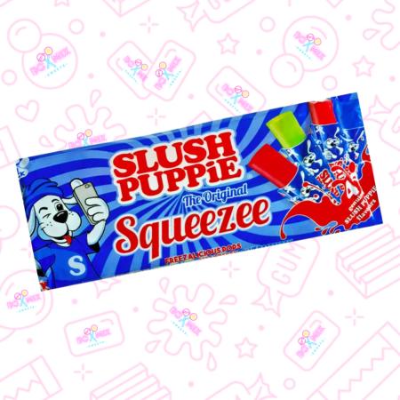 Slush Puppie Squeezee Freeze Pops - boxmix.co.uk