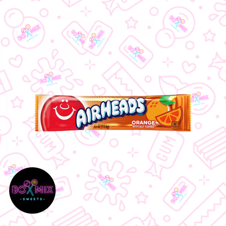 Airheads Orange - Boxmix.co.uk