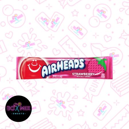 Airheads Strawberry - Boxmix.co.uk