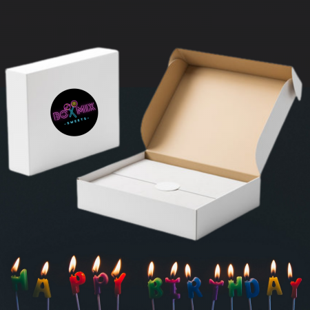 Custom Birthday box - Boxmix.co.uk