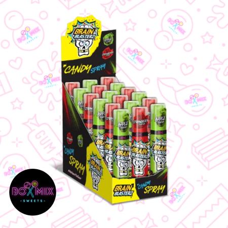 Brain Blasterz Sour Spray - boxmix.co.uk