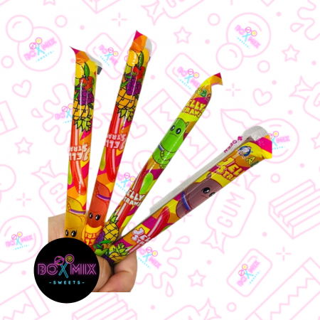 Jelly Straws Tiktok Trend - boxmix.co.uk