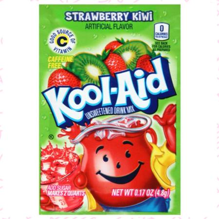 Kool Aid Strawberry Kiwi - Boxmix.co.uk