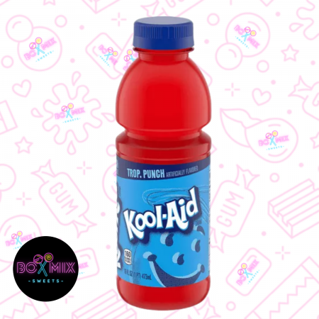 Kool Aid Tropical Punch Ready to Drink - boxmix.co.uk