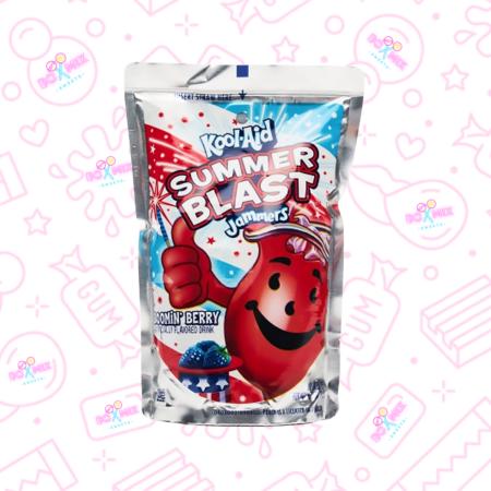 Kool aid jammers summer blast berry - Boxmix.co.uk