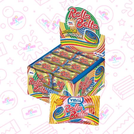 Rolla Belta Rainbow - boxmix.co.uk