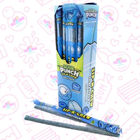 Sour Punch Sip n Chew Blue Raspberry - boxmix.co.uk (1)