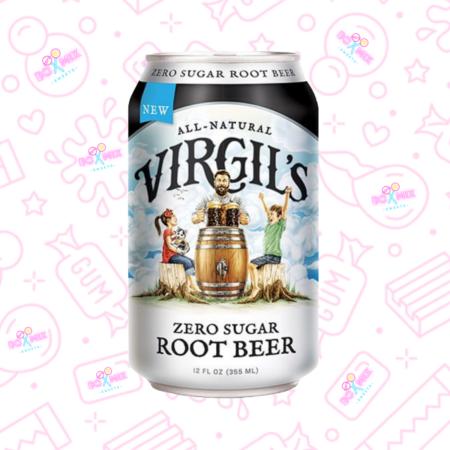 Virgil's Root Beer - Boxmix.co.uk