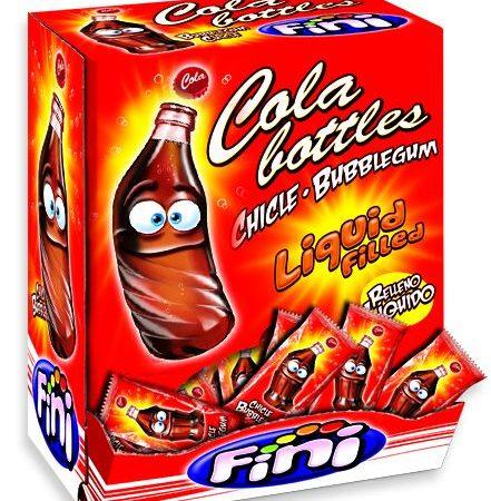 cola bubblegum-boxmix