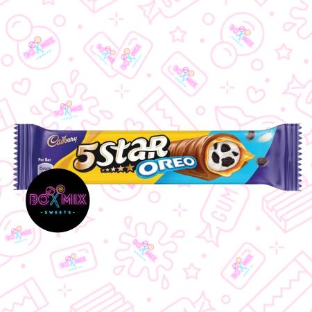 Cadbury 5 Star Oreo- boxmix.co.uk