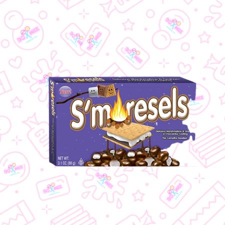 Cookie Dough Bites S'Moresels 3.1Oz boxmix.co.uk