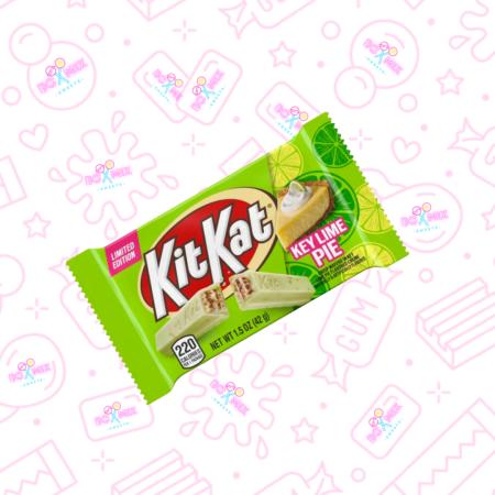 Kit Kat Key Lime Pie boxmix.co.uk
