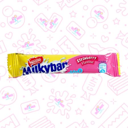 Nestle Milkbar Choo Strawberry - boxmix.co.uk