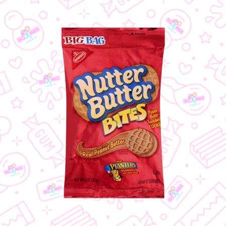 Nutter Butter Bites Big Bag 3oz (85g) boxmix.co.uk (1)