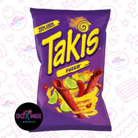 Taki fuego - boxmix.co.uk