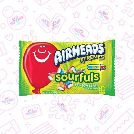Airheads Xtremes Sourfuls - boxmix.co.uk