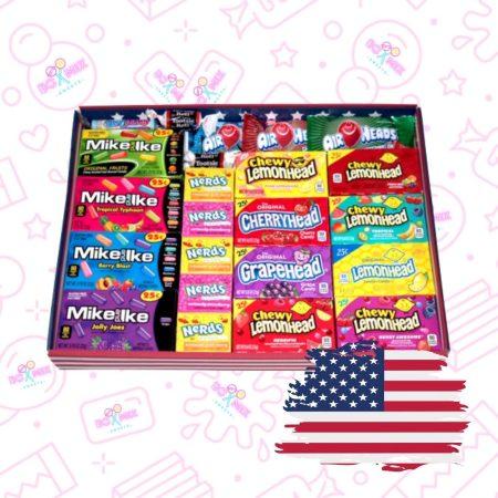 American Hamper - boxmix.co.uk