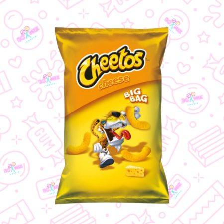 Frito Lay Cheetos Cheese 130g - boxmix.co.uk