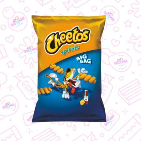 Frito Lay Cheetos Cheese & Ketchup Spirals 85g - boxmix.co.uk