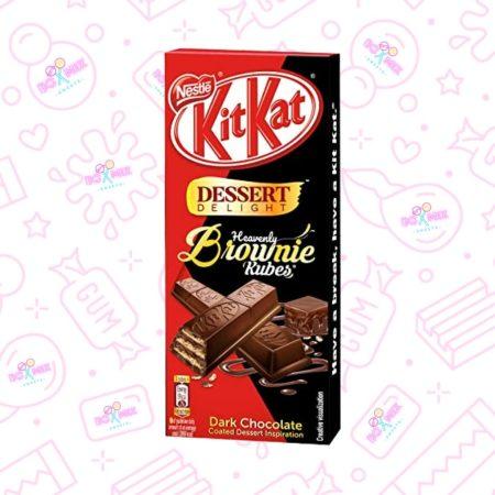 Kitkat Brownie Rubes - boxmix.co.uk