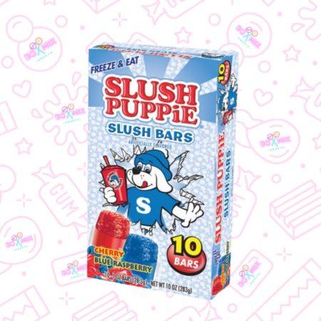 Slush Puppie Freezer Bars - boxmix.co.uk