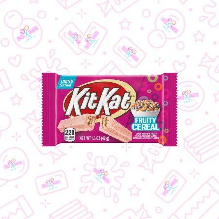 Kit Kat Fruity Cereal 42g - boxmix.co.uk