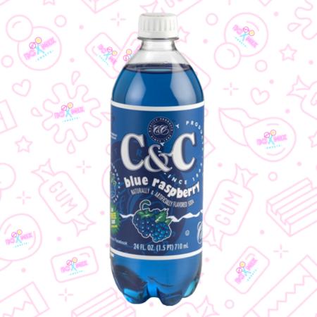 c&c Blue Raspberry - boxmix.co.uk